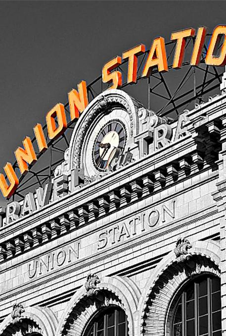 Temp to Hire - Union Station Denver